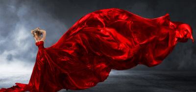 RED DRESS COMPOSITE